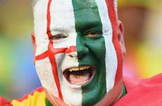 Англия 1:2 Италия