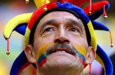 Колумбия 2:1 Кот д'Ивуар