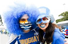 Уругвай 2:1 Англия