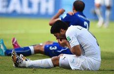 Италия 0:1 Уругвай