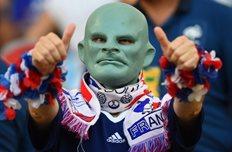 Эквадор 0:0 Франция