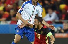 Бельгия 0:2 Италия