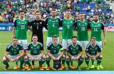 Украина 0:2 Сев. Ирландия