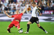 Германия 0:0 Польша