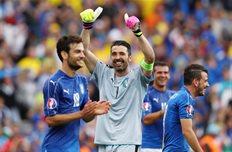 Италия 1:0 Швеция