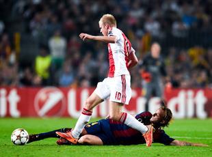 Барселона 3:1 Аякс