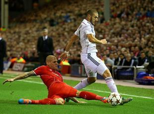 Ливерпуль 0:3 Реал Мадрид