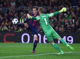 Барселона 1:0 Манчестер Сити