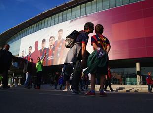 Барселона 2:0 ПСЖ