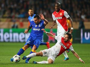 Монако 0:0 Ювентус