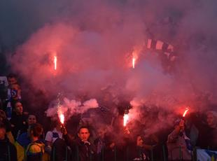 Волынь 0:2 Динамо