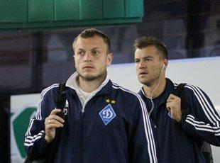 Ворскла 0:4 Динамо