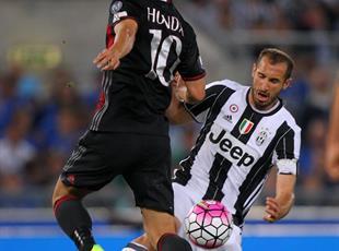 Милан 0:1 Ювентус