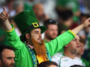 Италия 0:1 Ирландия