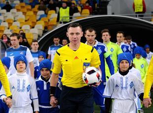 Динамо 2:1 Сталь К