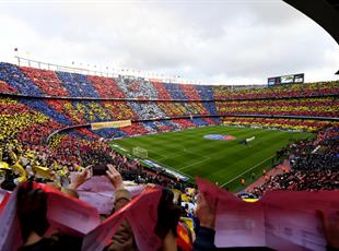 Барселона 1:1 Реал