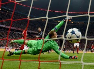 Самые яркие моменты матча Бавария - Реал (1:2)