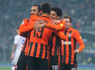 Динамо Киев - Шахтер 0:1