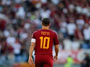 Франческо Тотти завершил карьеру