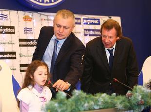 15 лет Игоря Суркиса в Динамо