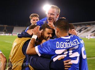 Валидольная победа Динамо над Партизаном