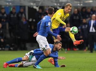 Италия не вышла на чемпионат мира, который стал бы для Буффона последним