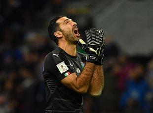 Италия - Швеция 0:0