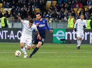 Динамо - Лацио 0:2 Фото матча