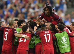 Португалия 1:0 Франция