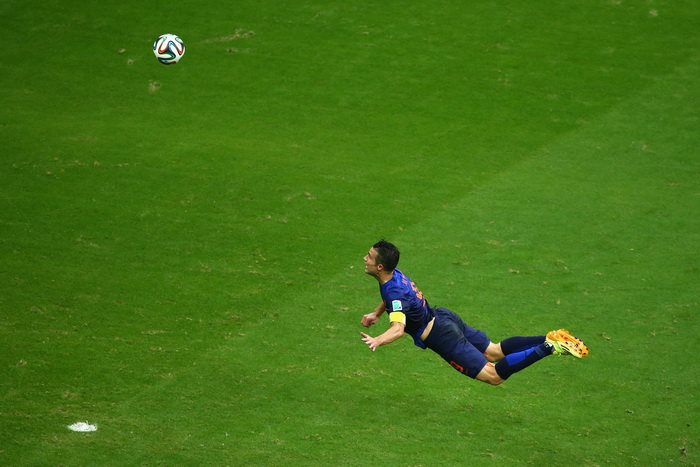 Испания 1:5 Нидерланды