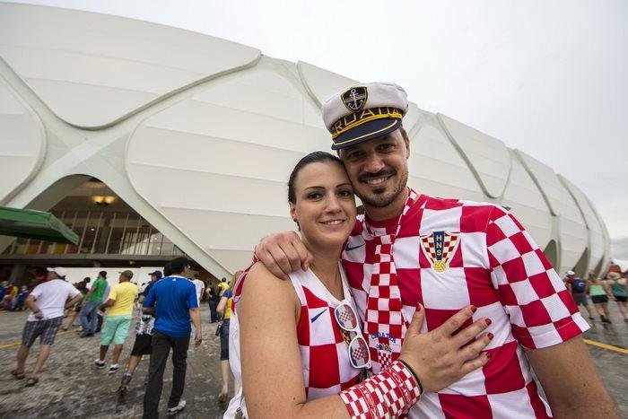 Камерун 0:4 Хорватия