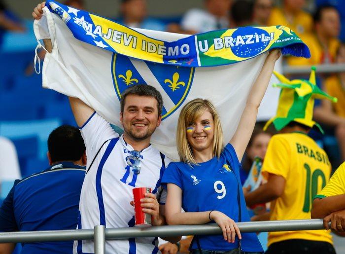 Нигерия 1:0 Босния и Герцеговина