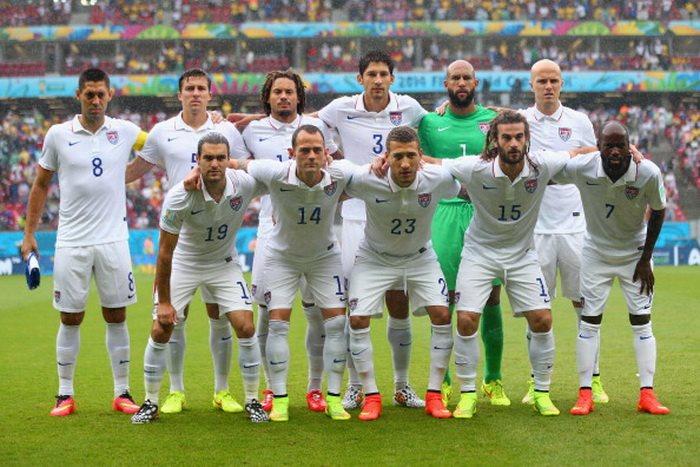 США0:1 Германия