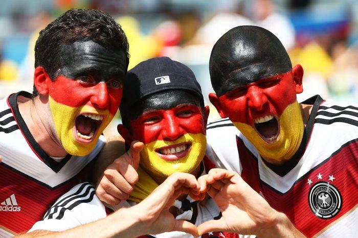 Франция 0:1 Германия