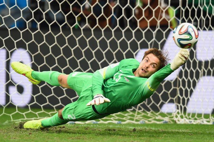 Нидерланды 0:0 (4:3 пен.) Коста-Рика