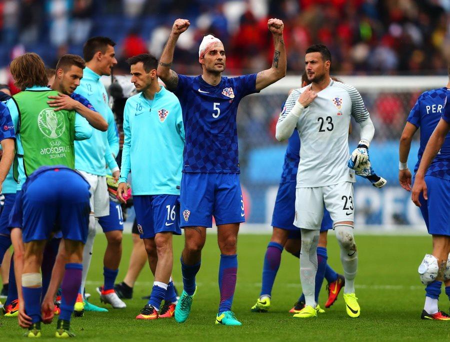 Турция 0:1 Хорватия