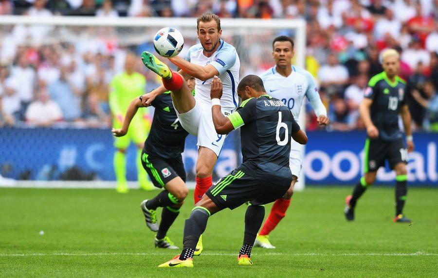 Англия 2:1 Уэльс