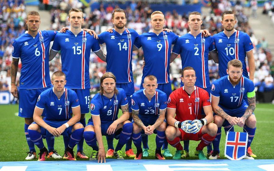 Исландия 1:1 Венгрия