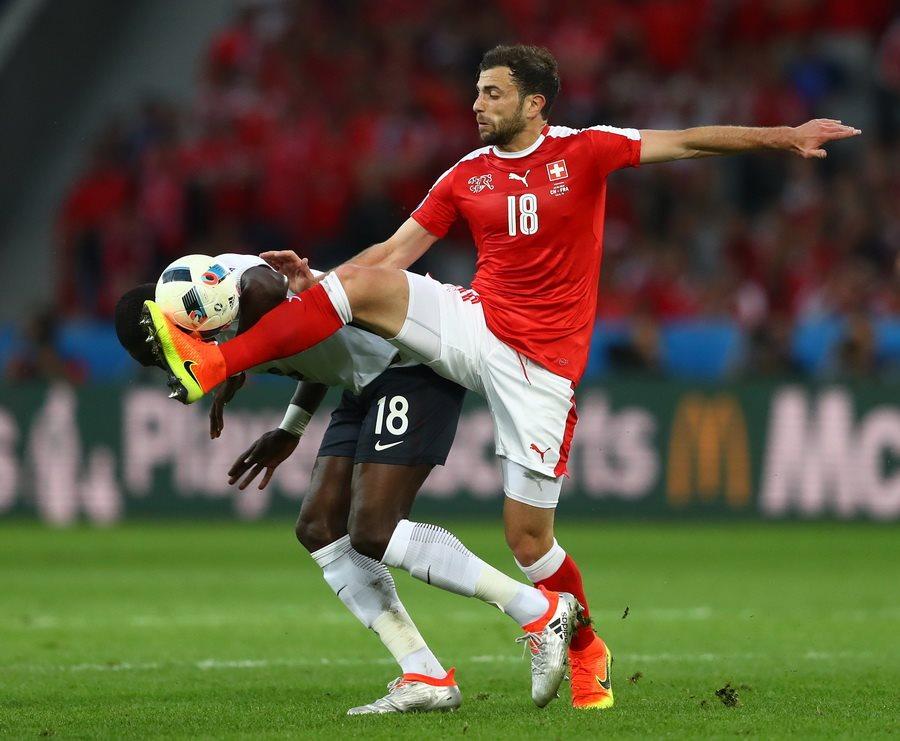 Швейцария 0:0 Франция