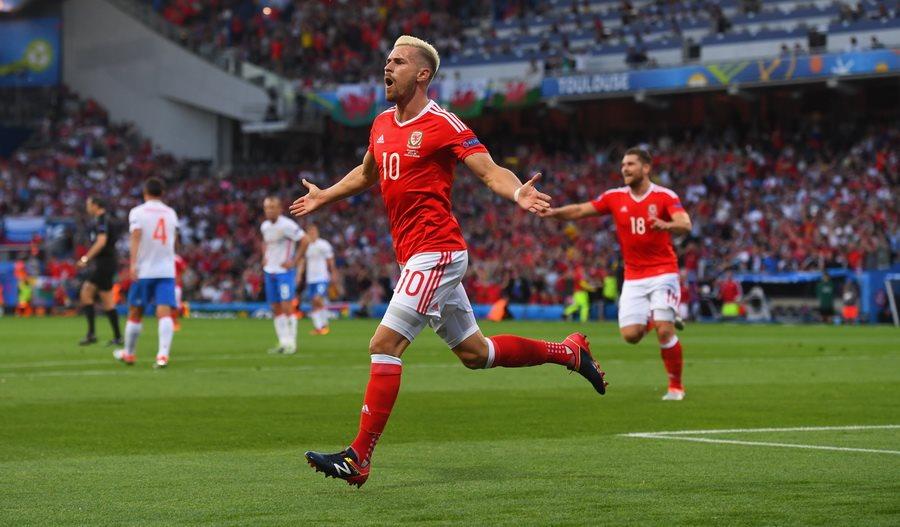 Россия 0:3 Уэльс