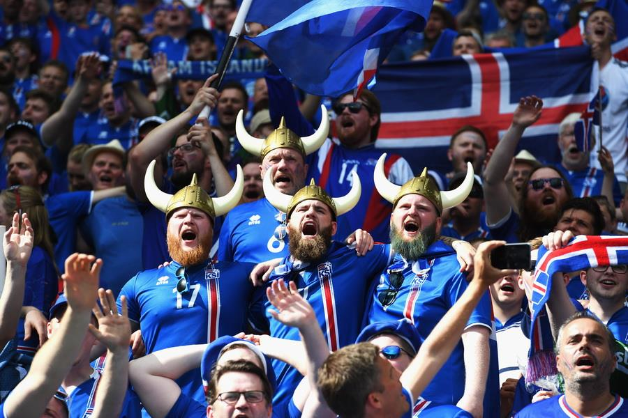 Исландия 2:1 Австрия