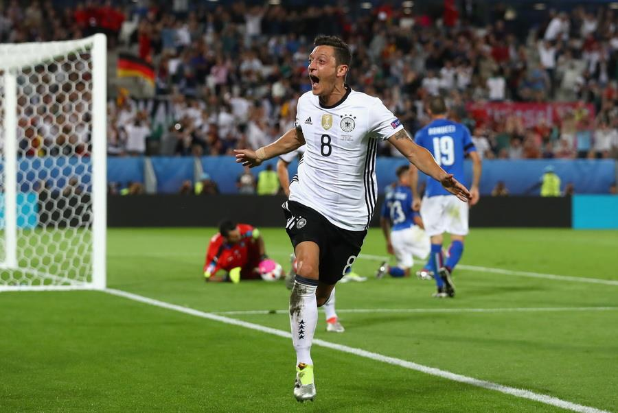 Германия 1:1 Италия (6:5 по пенальти)