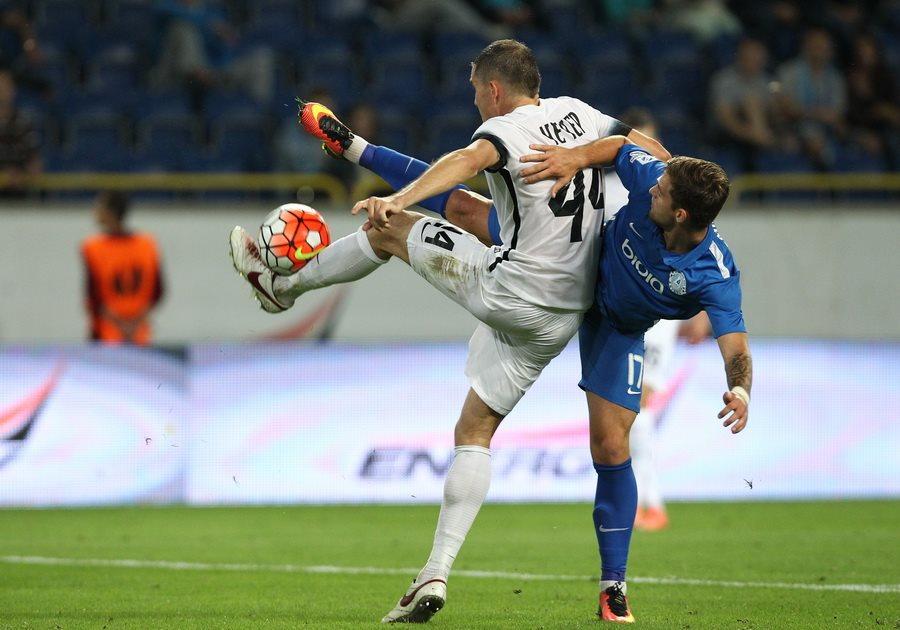 Днепр - Заря: 2:0. Днепряне одержали вторую победу в сезоне
