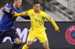 Марлос в матче против сборной Косово, Reuters