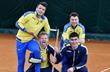 Коноплянка, Зинченко, Ротань и Малиновский, фото: ФФУ