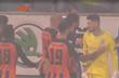 На последних минутах матча Динамо — Шахтер игрок гостей спровоцировал потасовку