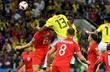 Йерри Мина сравнял счет в матче, Getty Images