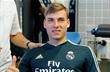 Андрей Лунин, фото ФК Реал
