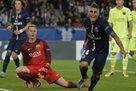 ПСЖ в потрясающем матче обыгрывает Барселону