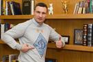 Виталий Кличко: я давний болельщик Динамо